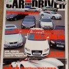 Car & Driver magazine May 2008 - Chinese version, BMW X6, Peugeot 308, Fiat 500, Mazda 6