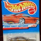 1997 Hot Wheels - 1998 First Editions #16 - IROC Firebird, MIP