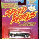 Speed Rebels die cast car Big Boss, 1970 Ford Mustang MIP Johnny Lightning Playing Mantis 1997