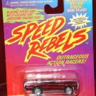 Speed Rebels die cast car Goat Buster 1966 or 1967 Pontiac GTO MIP Johnny Lightning Playing Mantis