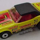 1975 Matchbox Dodge Challenger die cast diecast drag car - the Toyman, EX