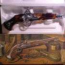 Avon 1760 Dueling Pistol decanter bottle, MIB, never used, still full! 1970's Deep Woods aftershave