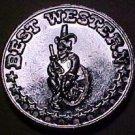 Best Western Hotels Howdy Club coin token