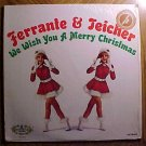 Ferrante & Teicher: We Wish You a Merry Christmas LP vinyl record album 33rpm, NM