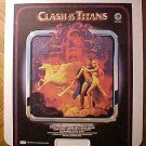 Clash of the Titans Video Disc CED, Harry Hamlin, Ursula Andress, Sir Laurence Olivier