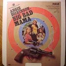 Big Bad mama Video Disc CED, Angie Dickinson, William Shatner, Tom Skerritt