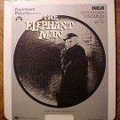 The Elephant Man Video Disc CED, John Hurt, Anthony Hopkins, 2 disc set!
