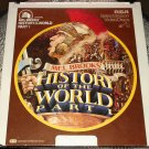 History of the World Part 1 Video Disc CED, Mel brooks, Harvey Korman, Dom DeLuise