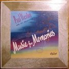 "Paul Weston Orchestra: Music For Memories 10"" LP record album, 1950's VG/EX"