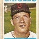 1964 Topps baseball card #161 Dave McNally VG/EX Baltimore Orioles