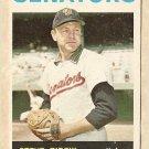 1964 Topps baseball card #92 Steve Ridzik VG/EX Washington Senators