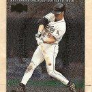 2000 Fleer Metal baseball card #19 Brady Anderson NM/M