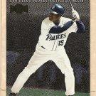 2000 Fleer Metal baseball card #1 Tony Gwynn NM/M