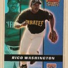 2000 Bowman's Best baseball card #174 Rico Washington NM/M