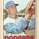 1967 Topps baseball card #94 Ron Fairly EX Los Angeles Dodgers