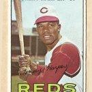 1967 Topps baseball card #392 tommy Harper EX Cincinnati Reds