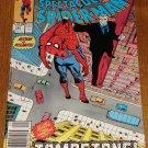Peter Parker, The Spectacular Spider-man (spiderman) comic book #142 Marvel Comics