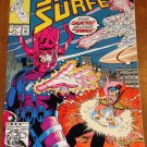 Marvel Comics Silver Surfer #67 comic book, NM/M