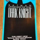 DC Comics Batman Legends of the Dark Knight #1 Green/teal cover