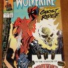 Marvel Comics Presents Wolverine (& Ghost Rider) #71 comic book