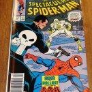 Peter Parker, The Spectacular Spider-man (spiderman) comic book #143 Marvel Comics