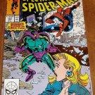 Peter Parker, The Spectacular Spider-man (spiderman) comic book #164 Marvel Comics