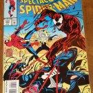 Peter Parker, The Spectacular Spider-man (spiderman) comic book #202 Marvel Comics