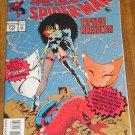 Peter Parker, The Spectacular Spider-man (spiderman) comic book #213 Marvel Comics