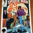 Peter Parker, The Spectacular Spider-man (spiderman) comic book Annual #5 Marvel Comics