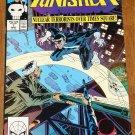 Marvel Comics The Punisher #7 comic book (1980's series)