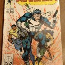 Marvel Comics The Punisher #17 comic book (1980's series)