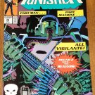 Marvel Comics The Punisher #34 comic book (1980's series)
