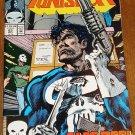 Marvel Comics The Punisher #63 comic book (1980's series)