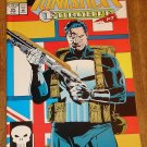 Marvel Comics The Punisher #64 comic book (1980's series)
