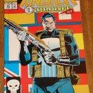 Marvel Comics The Punisher #64 comic book (1980's series)
