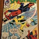 Peter Parker, The Spectacular Spider-man (spiderman) comic book #86 Marvel Comics