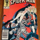 Peter Parker, The Spectacular Spider-man (spiderman) comic book #95 Marvel Comics