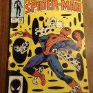 Peter Parker, The Spectacular Spider-man (spiderman) comic book #99 Marvel Comics
