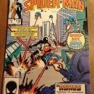 Peter Parker, The Spectacular Spider-man (spiderman) comic book #118 Marvel Comics