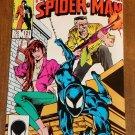 Peter Parker, The Spectacular Spider-man (spiderman) comic book #121 Marvel Comics