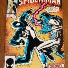 Peter Parker, The Spectacular Spider-man (spiderman) comic book #122 Marvel Comics