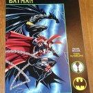 Image Comics & DC Comics - Spawn & Batman comic book, Todd McFarlane & Frank Miller