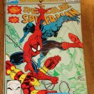 Peter Parker, The Spectacular Spider-man (spiderman) comic book Annual #11 Marvel Comics