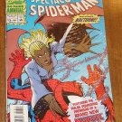 Peter Parker, The Spectacular Spider-man (spiderman) comic book Annual #13 Marvel Comics