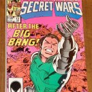 Marvel Comics Secret Wars #12 comic book, NM/M