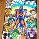 Marvel Comics Secret Wars #2 comic book, NM/M