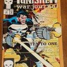 Marvel Comics Punisher War Journal #42 comic book, NM/M