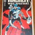 Marvel Comics Punisher War Journal #50 comic book, NM/M