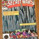 Marvel Comics Secret Wars #4 comic book, NM/M