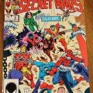 Marvel Comics Secret Wars #5 comic book, NM/M